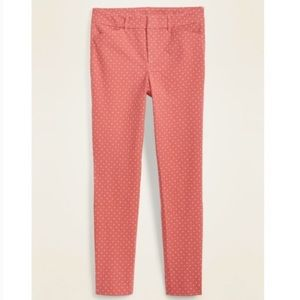 NWT Old Navy All-New High-Waisted Pixie Ankle Pant